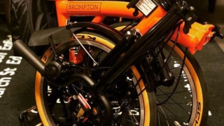 BROMPTON M6L Black Edition 2018